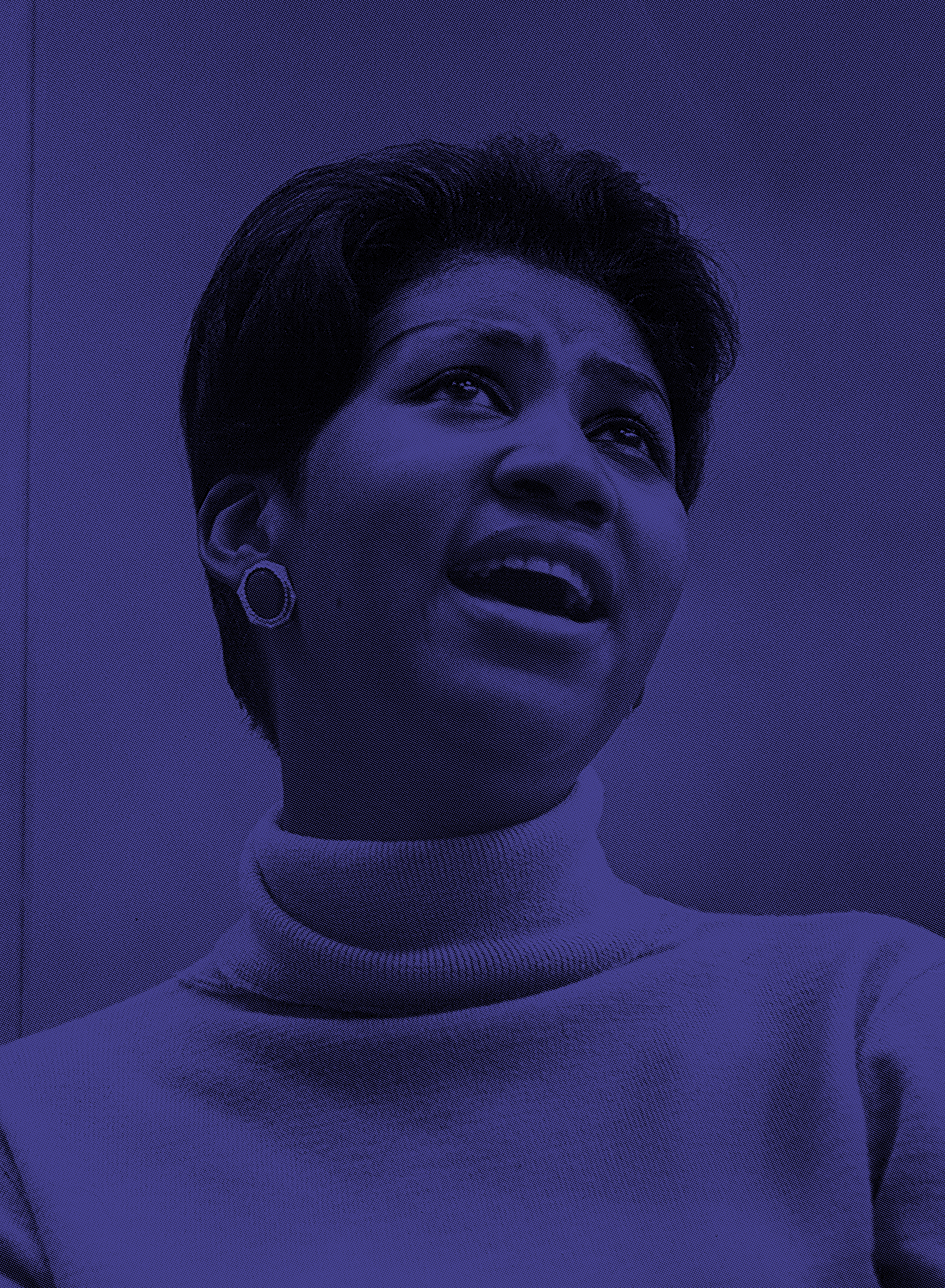 The Damn Collective. Aretha Franklin